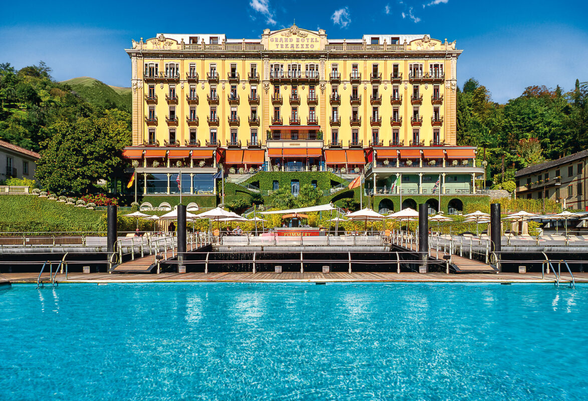 Transported To Serene Elegance The Grand Tremezzo The